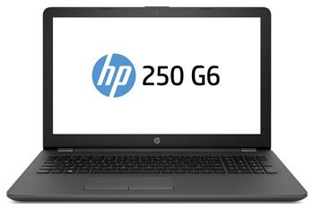 HP 250 G6 i3-6006U / 4GB / 256GB / Intel HD / 15,6'' FHD / Win 10 - silver
