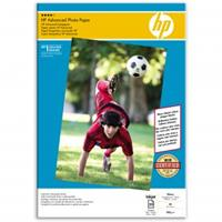 HP Photo Paper Glossy Advanced, A3, 20 ks, 297 x 420 mm, 250 g/m2, Q8697A