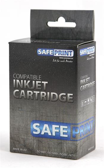 Inkoust HP CC641EE + CC644EE - kompatibilní (Safeprint) | multipack