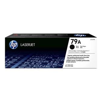 HP originální toner CF279A, black, 1000str., HP 79A