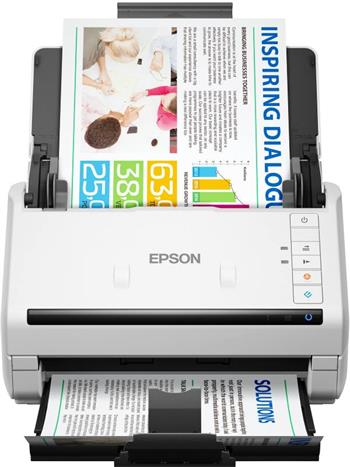 Epson WokForce DS-530 - kancelářský skener, A4, rozlišení 600 dpi.