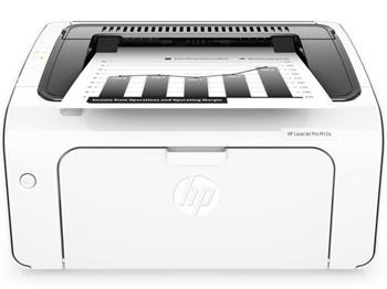 HP LaserJet Pro M12a T0L45A - černobílá laserová tiskárna