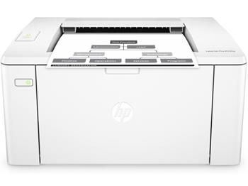 HP G3Q34A - Černobílá laserová tiskárna HP LaserJet Pro M102a