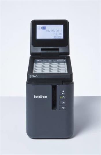 Brother PT-P900W tiskárna samolepících štítků