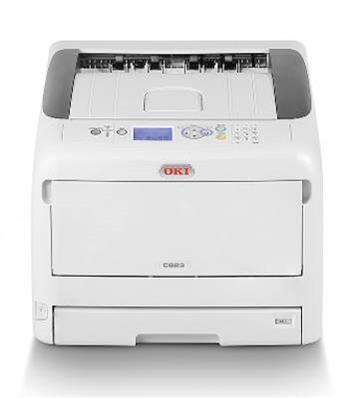 OKI C823dn barevná laserová tiskárna A3