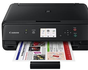 Canon PIXMA TS5050 (1367C006) černá, multifunkční inkoustová tiskárna