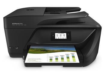 HP OfficeJet 6950 P4C78A - inkoustová multifunkční tiskárna s faxem