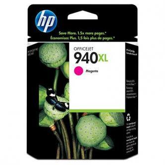 HP Ink Cart Magenta No. 940 XL pro HP OfficeJet Pro 8000, 16 ml, C4908AE - bez obalu