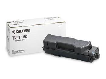 Kyocera Mita TK-1160 - originální černý toner