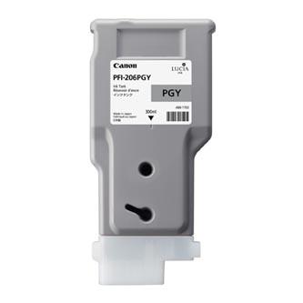 Canon 5313B001 - originální inkosutová náplň light grey PFI-206PGY pro Canon iPF-6400,iPF-6450
