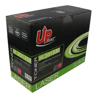 HP CF403X - kompatibilní purpurový toner pro HP Color LaserJet MFP 277, Pro M252 (2 300 stran)