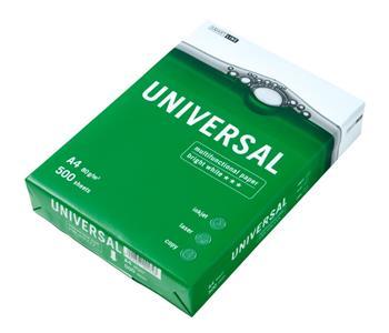Papír UNIVERSAL - A4/80 g, 500 listů v balíčku | kvalita B+