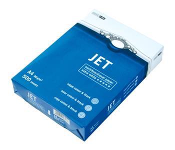Papír Jet - A4/80 g, 500 listů v balíčku | kvalita A