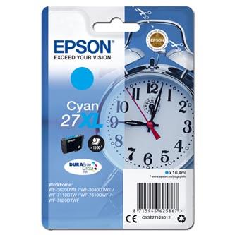 Epson C13T271240 - originální inkoust, azurový, 10,4ml.