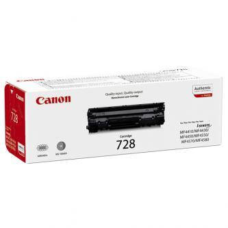 Canon CRG-728 - originální, rozbalená krabice