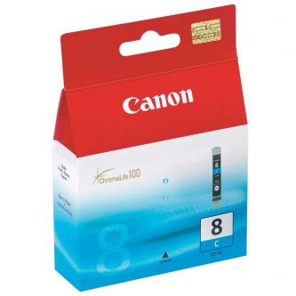 Canon CLI-8C - originální azurový inkoust, rozbalený