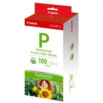 Canon 1335B001AA - E-P100 papír 100x148 do termosublimační tiskárny