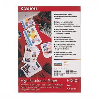 Canon 1033A002 - speciálně vyhlazený fotopapír pro inkoustové tiskárny, bílý, A4, 210x297mm, 106 g/m2, 50 ks