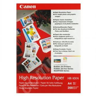 Canon 1033A001 - speciálně vyhlazený fotopapír pro inkoustové tiskárny, bílý, A4, 210x297mm, 106 g/m2, 200 ks