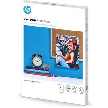 HP Q2510A - Photo Paper Glossy Everyday, A4, 100 ks, 210 x 297 mm, 200 g/m2, Q2510A