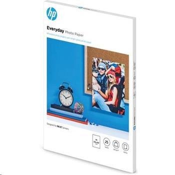 HP Q5451A - Photo Paper Glossy Everyday, A4, 25 ks, 210 x 297 mm, 200 g/m2