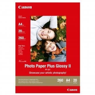 Canon 2311B019 - fotopapír PP-201 A4 20ks