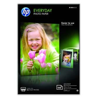 HP CR757A - Photo Paper Glossy Everyday, 100 ks, 100 x 150 mm, 200 g/m2, CR757A