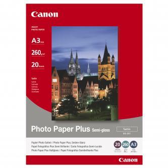 Canon 1686B026 - fotopapír SG-201 A3 20ks
