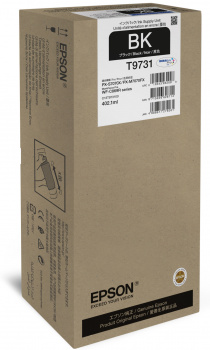 Epson WorkForce Pro WF-C869R Black XL Ink
