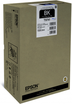 Epson WorkForce Pro WF-C869R Black XXL Ink