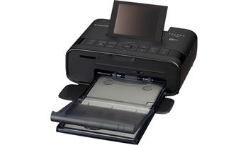 Canon Selphy CP-1300 - černá, přenosná fototiskárna, Wi-Fi