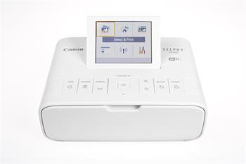 Canon Selphy CP-1300 - bílá, přenosná fototiskárna, Wi-Fi