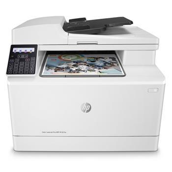 HP Color LaserJet Pro M181fw T6B71A barevná laserová multifunkce