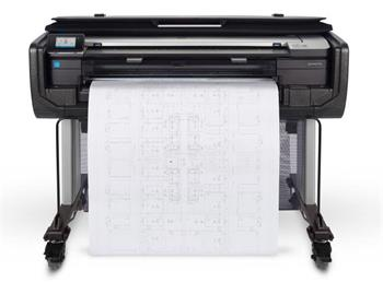 """HP DesignJet T830 24"""" velkoformátová multifunkce"""