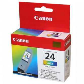 Canon BCI-24C(BCI24CL), color, 130str., 6882A002