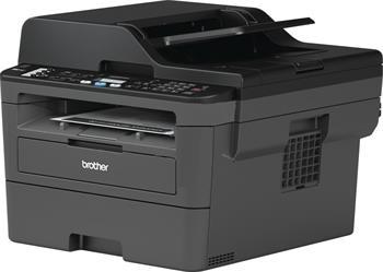 Brother MFC-L2712DN laserová tiskárna 4v1, bezdrátová