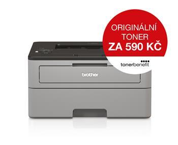 Brother HL-B2080DW černobílá laserová tiskárna, TonerBenefit