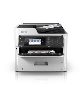 Epson WorkForce Pro WF-C5790DWF inkoustoá multifunkce 4v1, USB, LAN, Wi-Fi, NFC