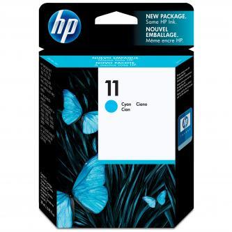 HP Ink Cart Cyan No. 11 pro HP BI 22x0, CIJ cp1700, 28 ml, C4836A