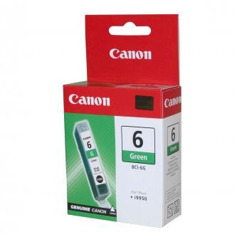 Canon BCI-6G (BCI6G), green, 9473A002