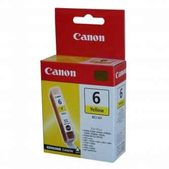 Canon BCI-6Y (BCI6Y), yellow, 280str., 4708A002