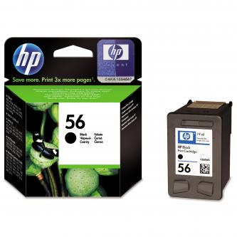 HP Ink Cart Black pro DJ 5550, PS 7x50, 7x60, 19 ml, C6656AE