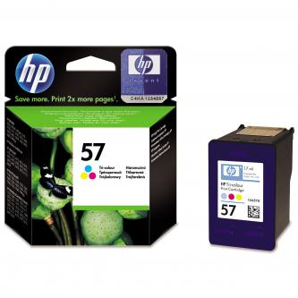 HP Ink Cart Color pro DJ 5550,No.57XL, PS 7x50, 7x60, 17 ml, C6657AE