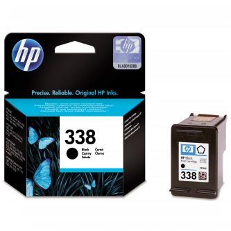 HP C8765E - originální ink C8765EE, No.338, black, 450str., 11ml, HP Photosmart 8150, 8450, OJ-6210, DeskJet 5740