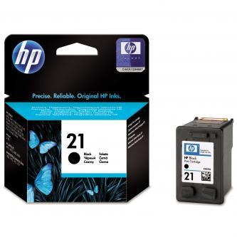 HP C9351A - originální Ink Cart Black No. 21 pro HP Deskjet 3920, 3940, D1360, D2360, F380, 5 ml, C9351AE