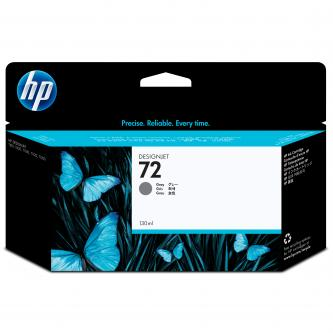 HP No. 72 Grey Ink Cartridge pro DJ T1100, 130 ml, C9374A