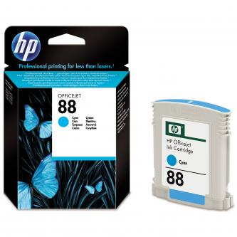 HP Ink Cart Cyan No. 88 pro OJ K550, 9ml, C9386AE