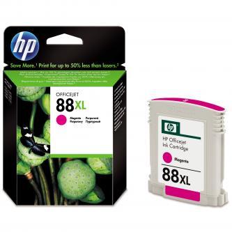 HP C9392AE, No.88XL, magenta, 1200str., 17,1ml, HP OfficeJet Pro K5400, L7580, L7680, L7780