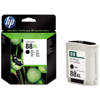 HP C9396AE, No.88XL, black, 2350str., 58,9ml, HP OfficeJet Pro K5400, L7580, L7680, L7780