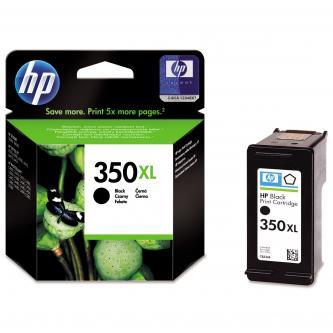 HP CB336E - originální, No.350XL, black, 25ml, HP Officejet J5780, J5785
